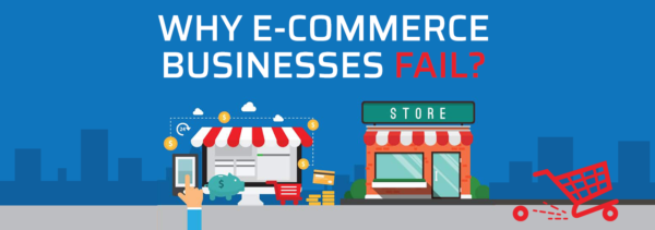 A Statistical Analysis on Why eCommerce Businesses Fail [Infographic]