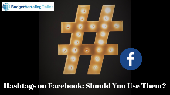 Hashtags on Facebook: Should You Use Them?