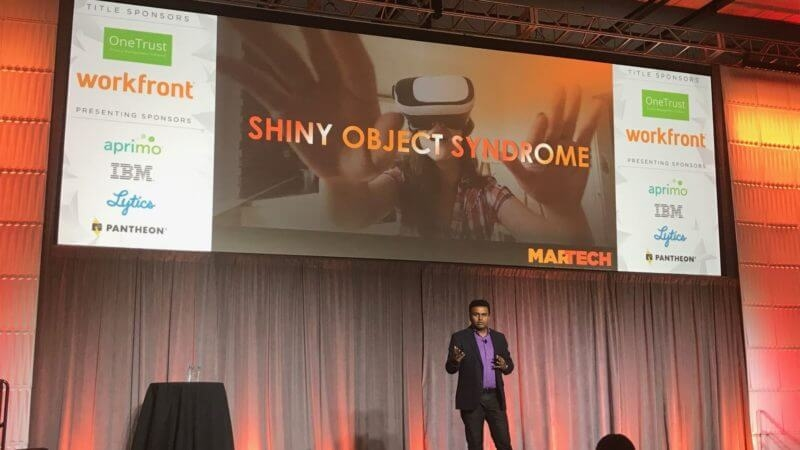 Why brands must take a people-first approach to martech