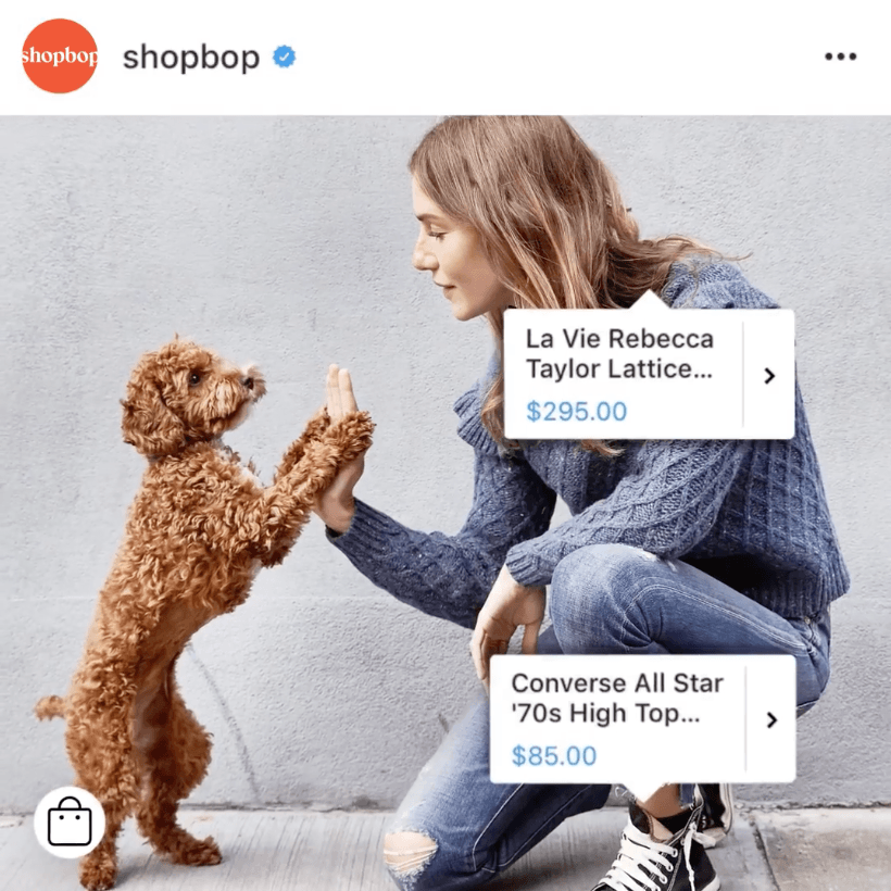 How to Create Instagram Posts With Tagged Products