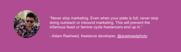 How to Find Gigs as a Freelance Developer