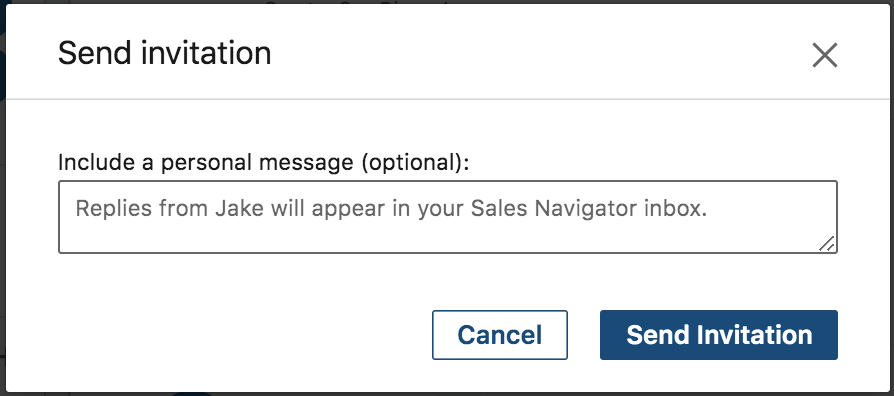Your Sales Navigator Inbox Now Plays a Critical Role