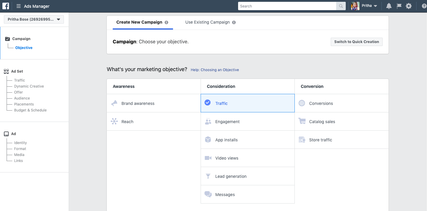 Facebook Email Marketing  and  its Impact on Conversion Rates