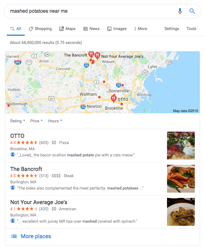How to Use Google 'Near Me' Searches to Your Advantage