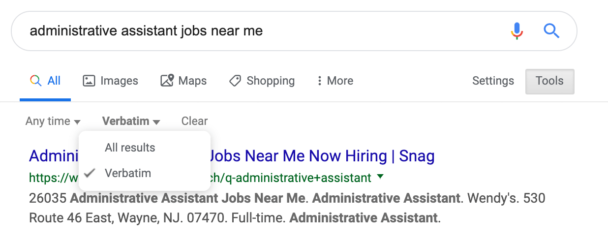 How to Use Google to Boost Your Job Search