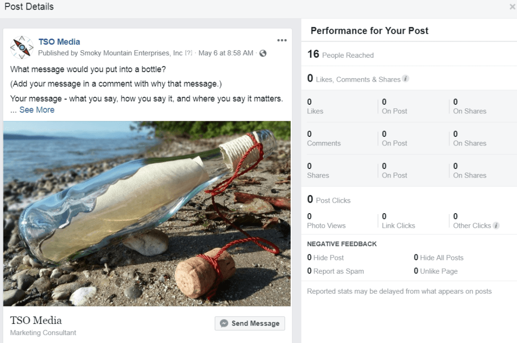 Why Reach and Impressions Are Poor Social Media Metrics
