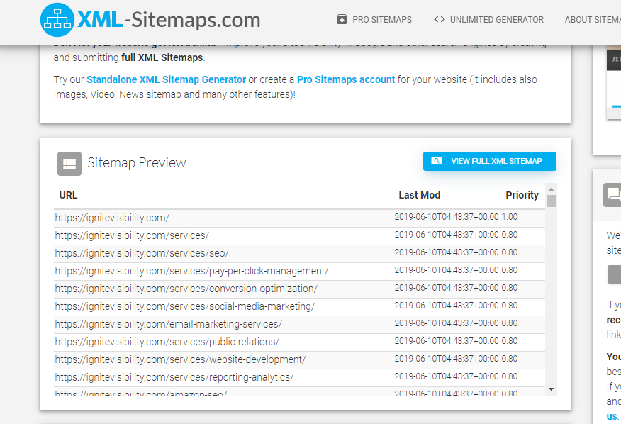 8 Essential Tools to Create an XML Sitemap like a Pro