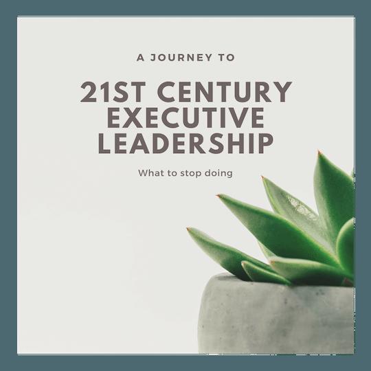 21st Century Leadership – Prologue