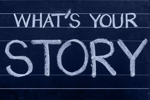 No One Cares About Your Resume. They Care About Your Story.