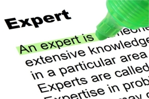 To Be or Not To Be An Expert