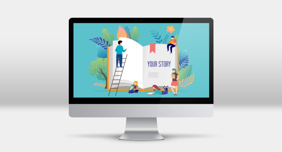 Incorporate Visual Storytelling into Your Website