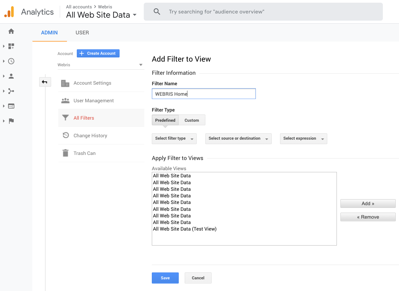 How to Set up Google Analytics Filter for Internal Traffic