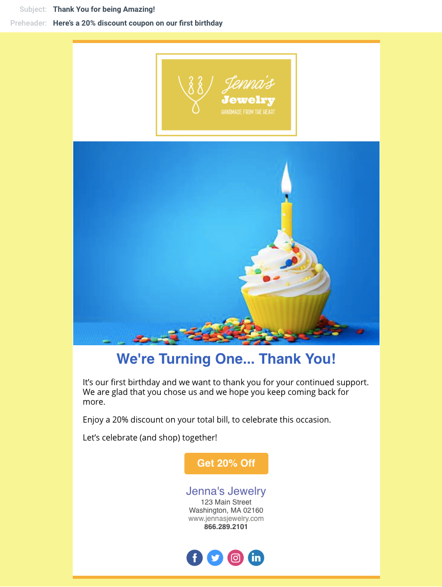 How to Write a Thank You Email