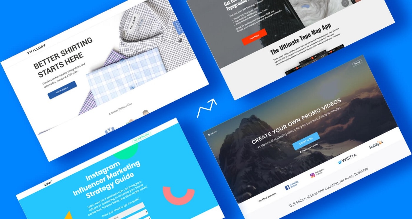 The Best Landing Pages Use Essential Content—and You Should Too