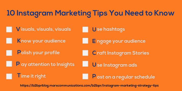 How to Create a Killer Instagram PR and Marketing Strategy