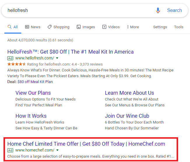 The 11 Best Competitive Ads We've Ever Seen on Google