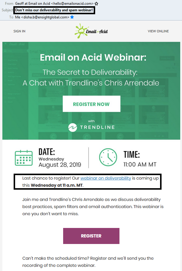 Actionable Tips to Get Maximum Attendees with Event Email Templates