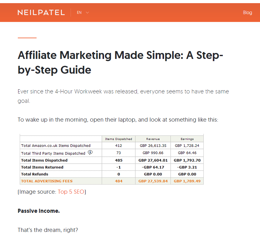 The Best Affiliate Marketing Content for Your Brand