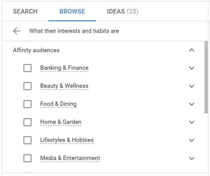 New Audience Targeting Options Coming to Google Search