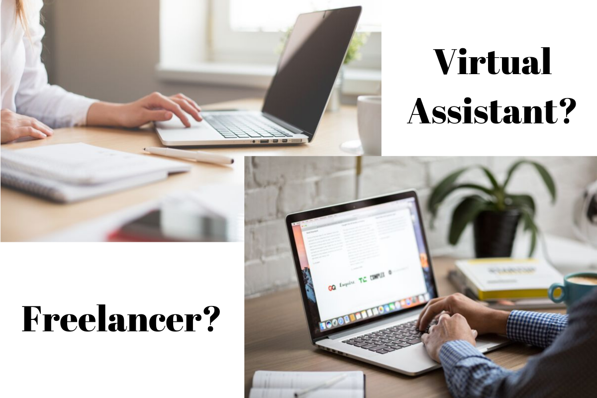 What's the Difference Between a Virtual Assistant and a Freelancer?