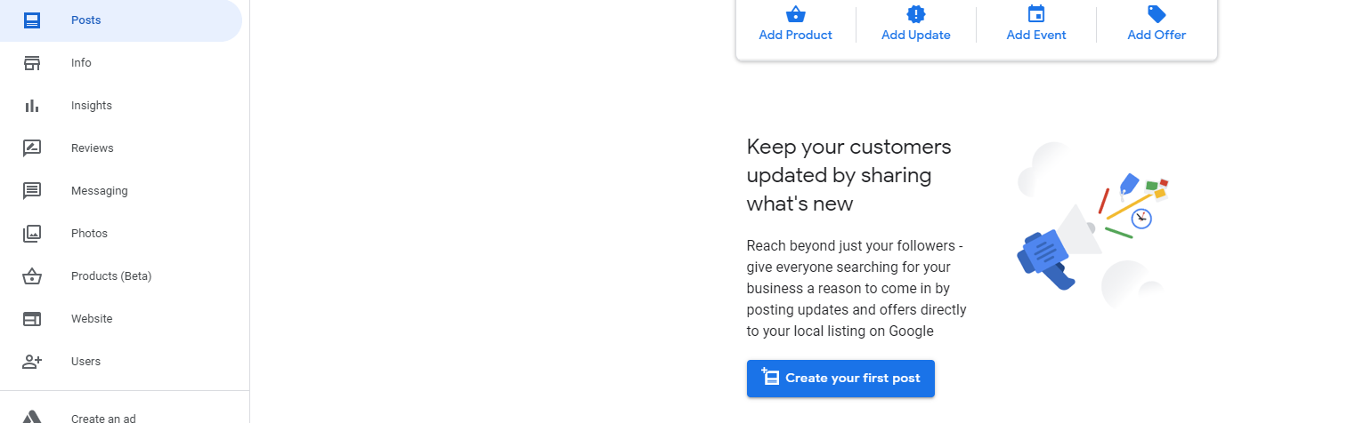 Attracting Customers With Google My Business Posts – Complete Guide