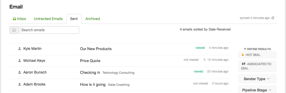 How Top Sales Teams Write the Perfect Follow-up Email After No Response