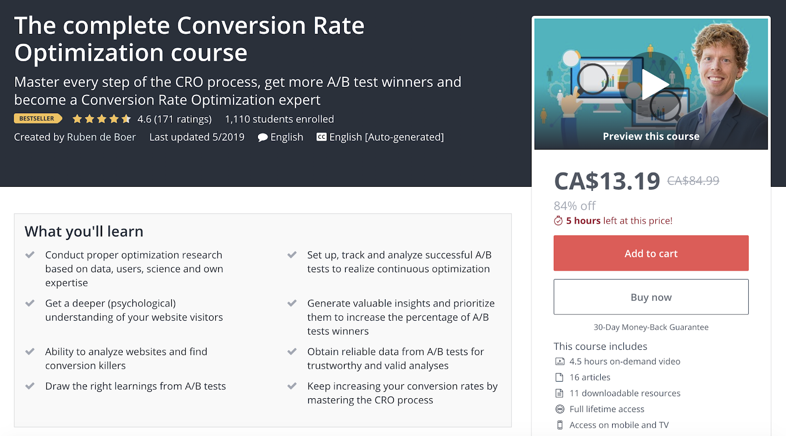 SaaS CRO: What You're Not Testing (but Should)