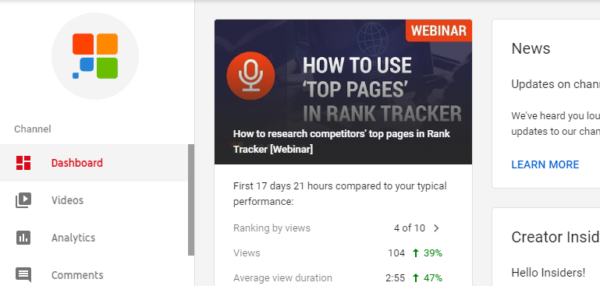 11 Tools to Use for Your YouTube SEO