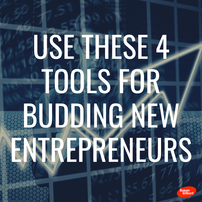 Use These 4 Tools For Budding New Entrepreneurs