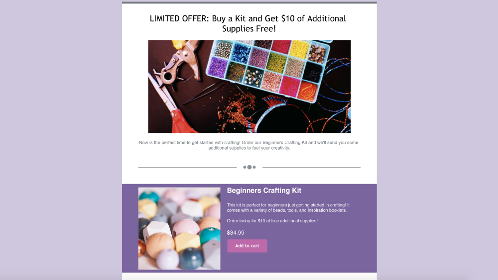 Use Shoppable Landing Pages to Start Selling Online Quickly