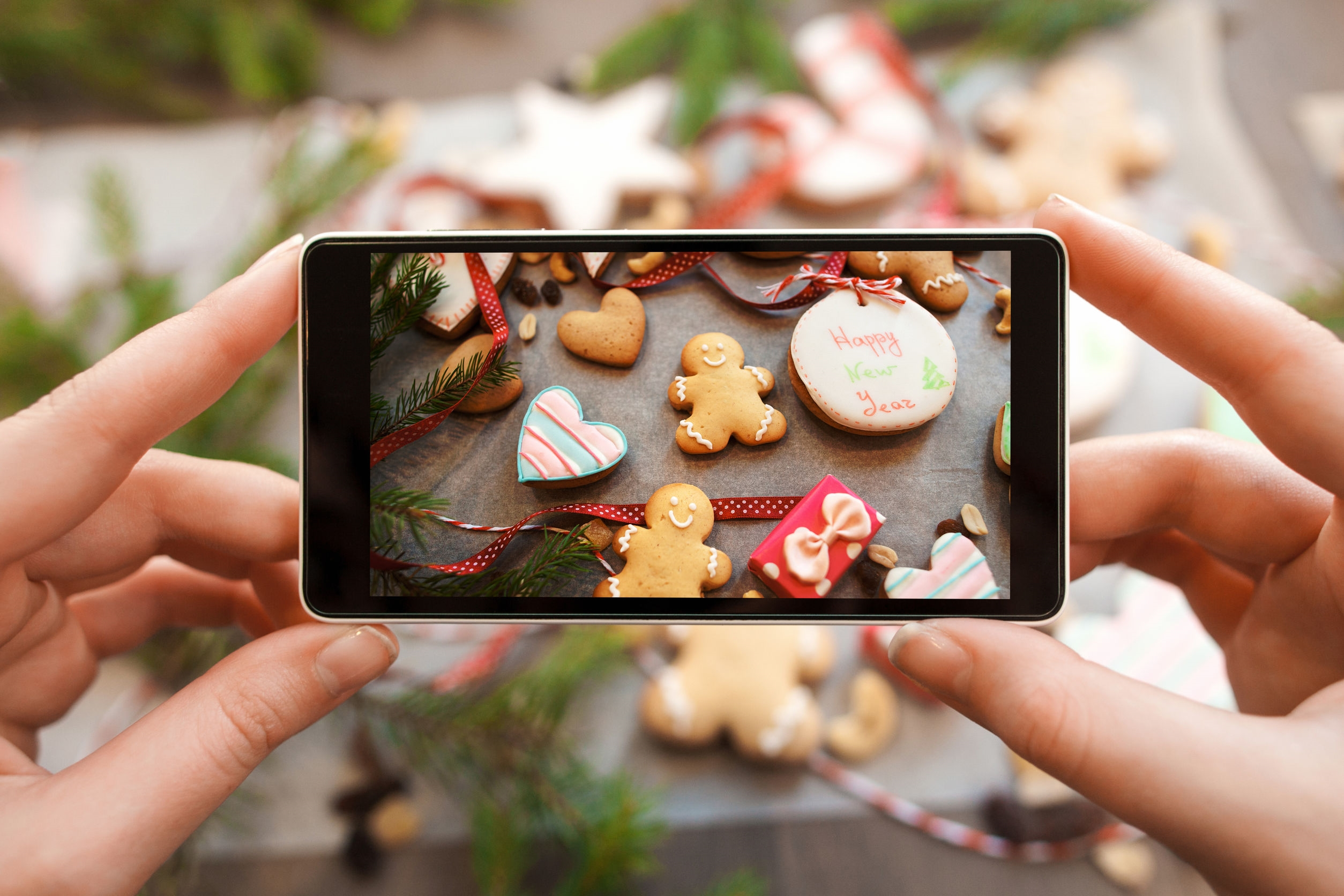 10 Ways to Make Your Social Media Awesome This Thanksgiving