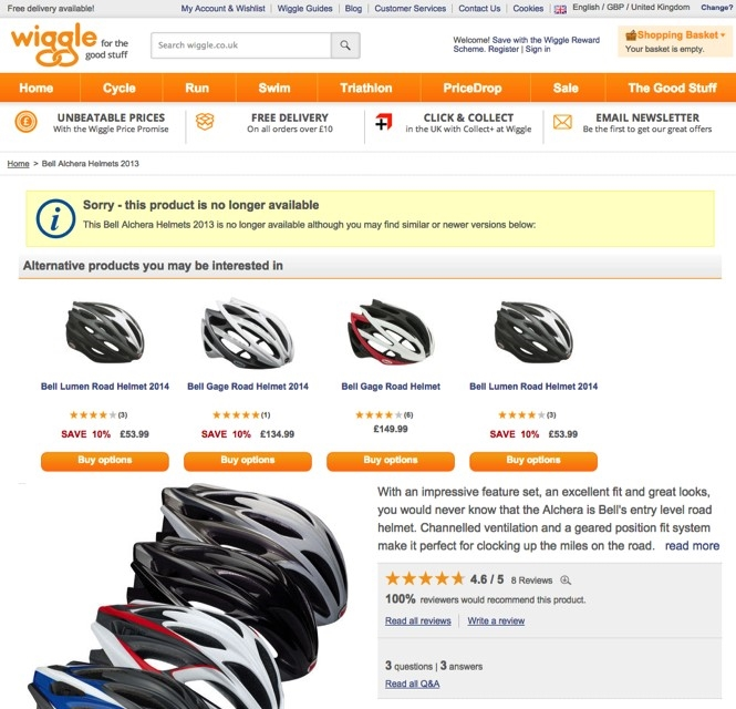 SEO Tactics for Discontinued Products
