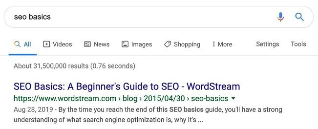 9 Essential Rules for SEO Copywriting in 2020