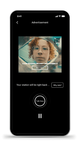 Pandora is asking users to say 'yes' to interactive audio ads