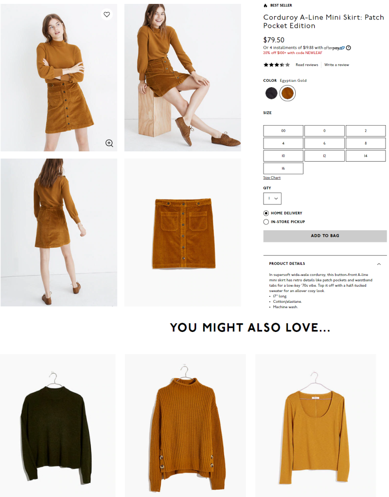 22 Cross-Sell Examples for Your Ecommerce Store