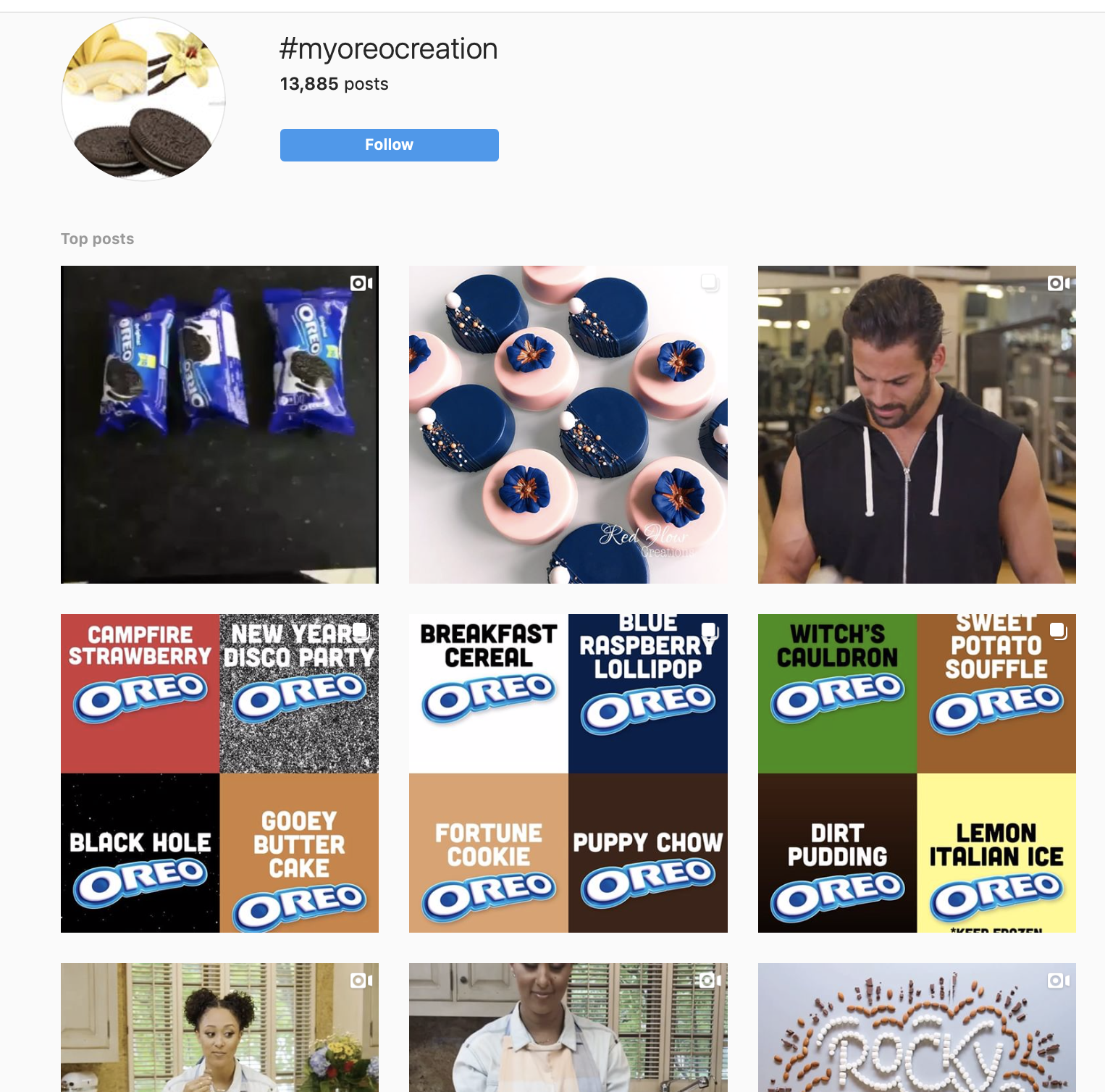Brand Video Breakdown: How Oreo Uses Bursts of Short Social Videos To Keep Their Audience Engaged