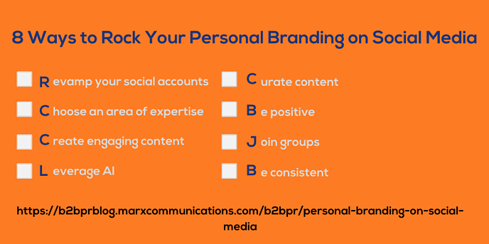 How to Succeed in Personal Branding on Social Media