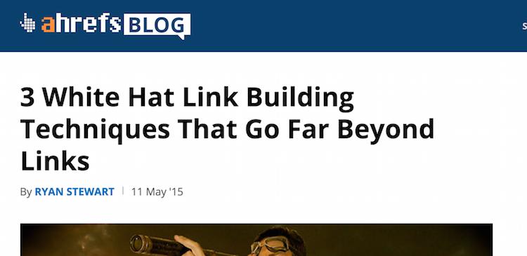 19 Link Building Strategies that Work in 2020