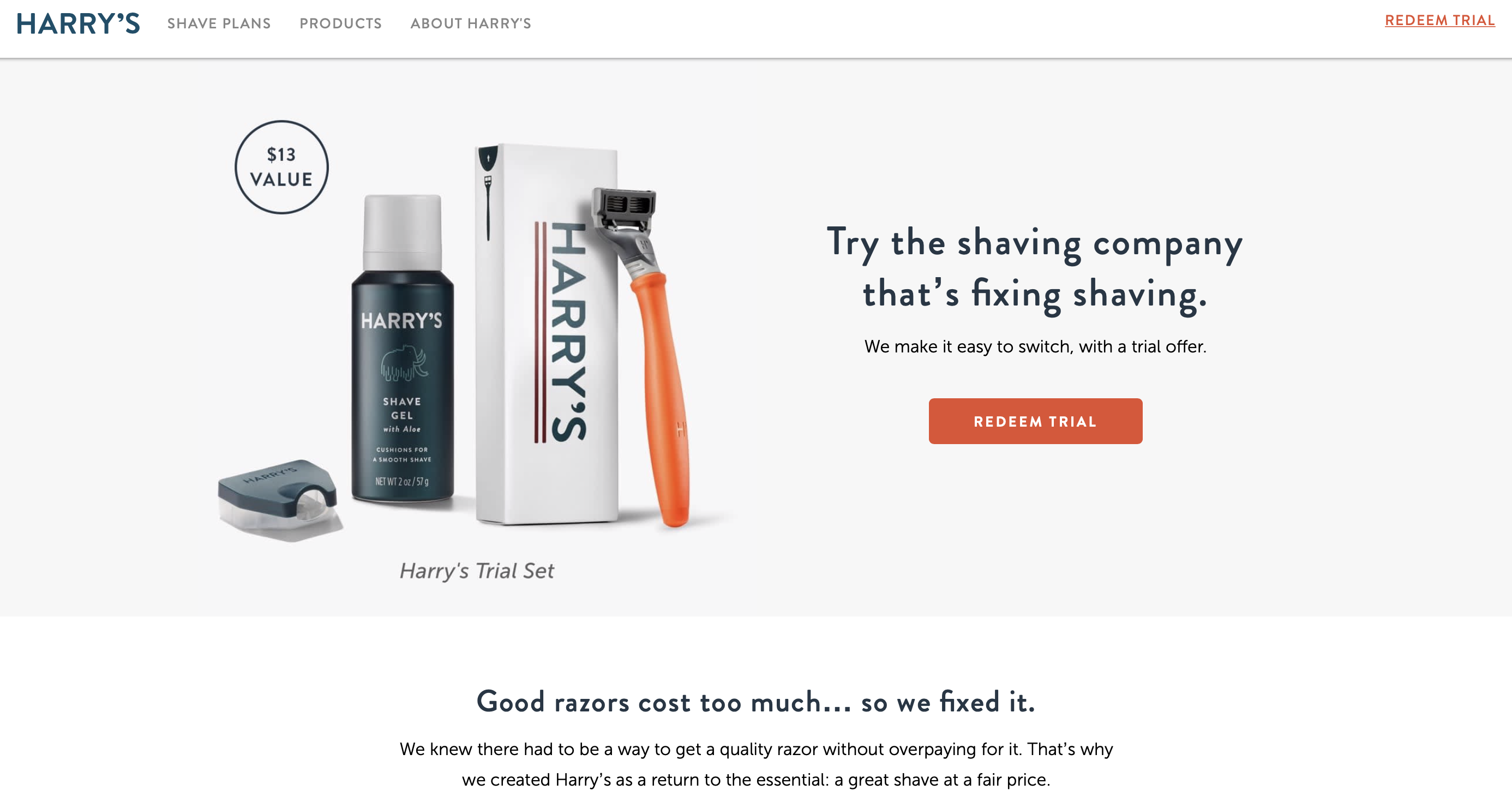 How Web-Based Startup Harry's Used Storytelling To Shake Up the Men's Razor Industry
