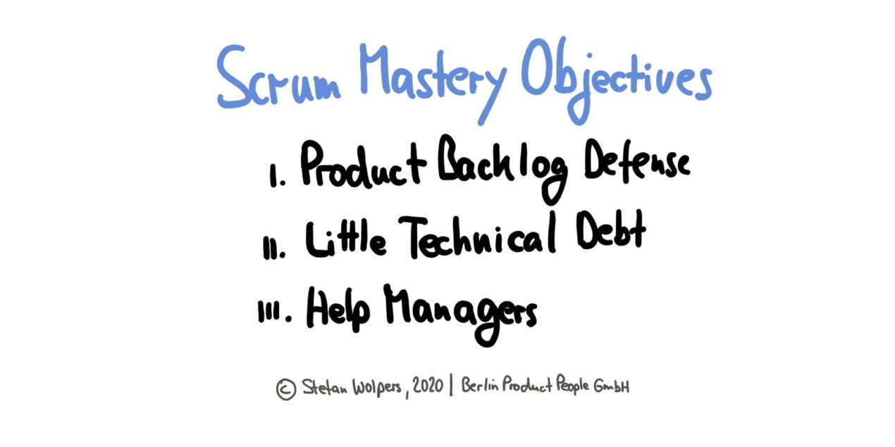 Scrum Mastery in 300 Words