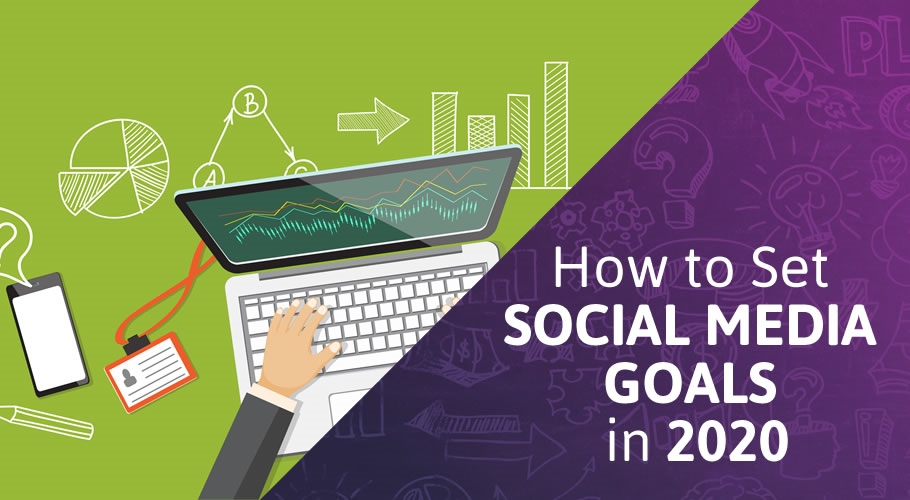 How to Set Social Media Goals in 2020
