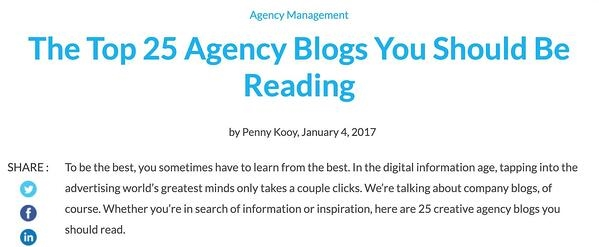 Blogging for Agencies: How to Turn Content Into Customers