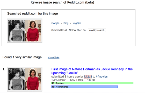 How To Use Reverse Image Search