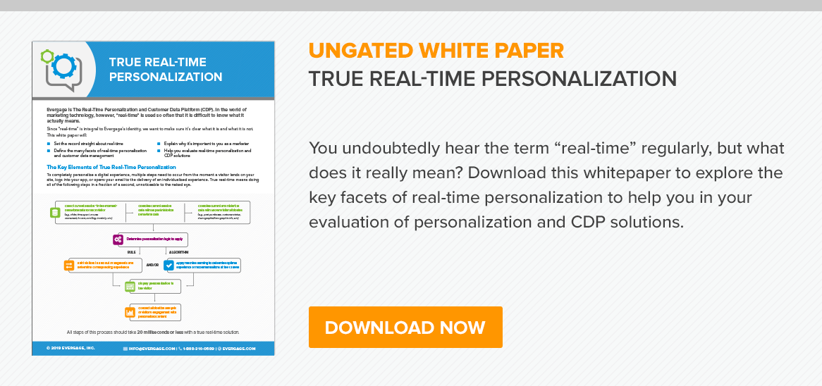 How to Personalize for First-Time Visitors