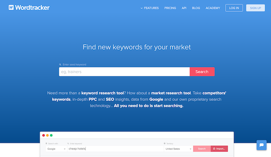10 of the Greatest Keyword Research Tools Reviewed (Free  and  Paid)