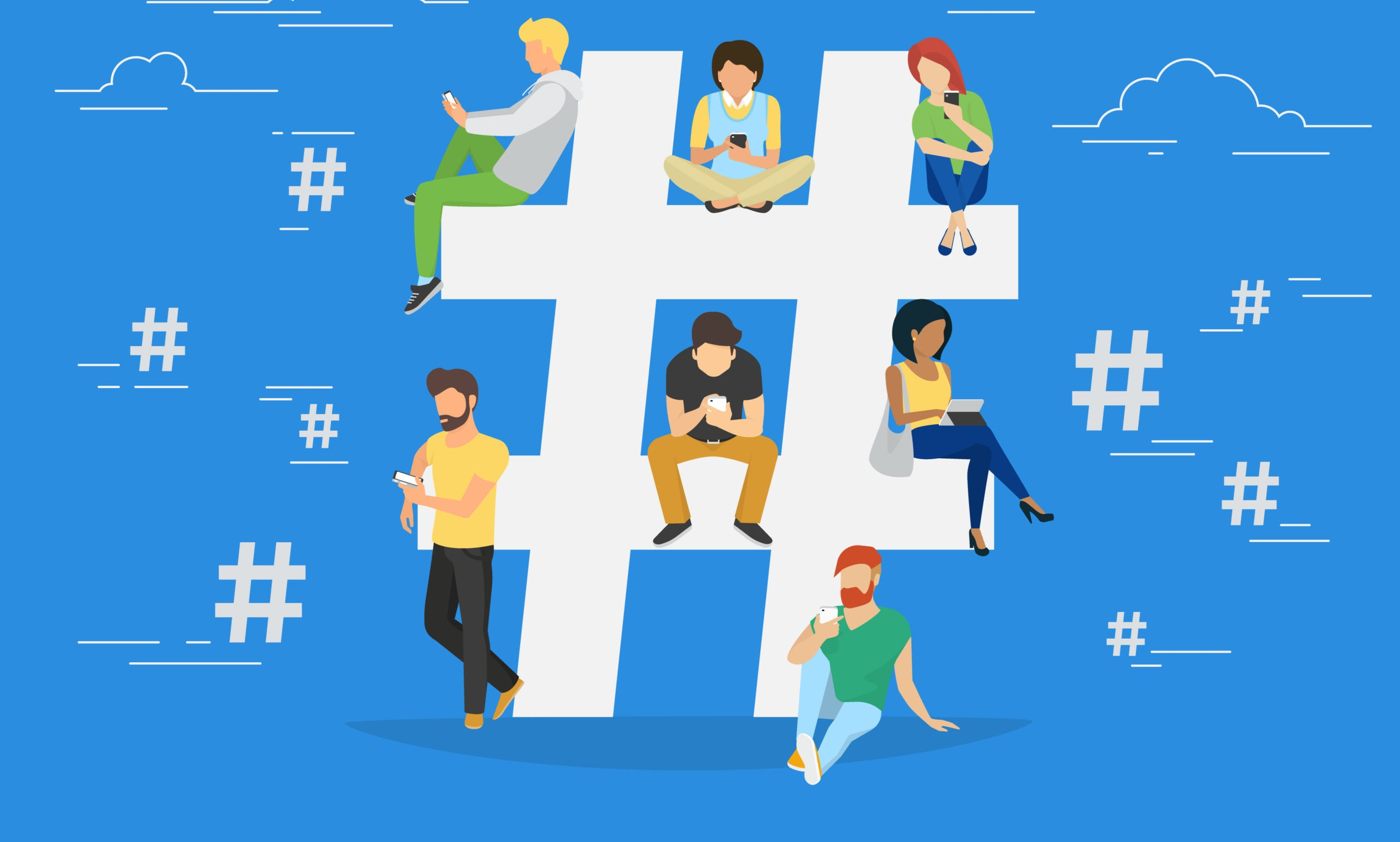 How Important are Hashtags to Social Media Marketing?