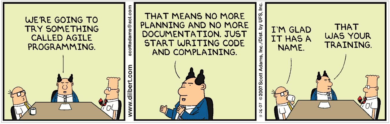 That Agile Training Course Probably Wont Work…