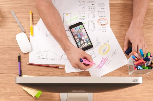 A Successful Career in Graphic Design: What It Takes