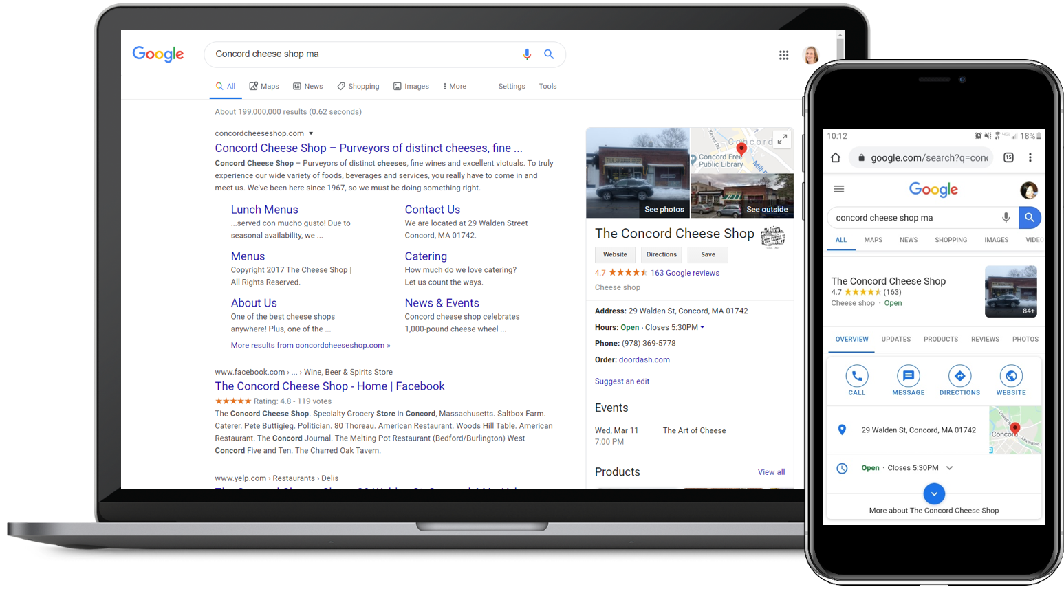 Claiming Your Business: Listings and Reviews
