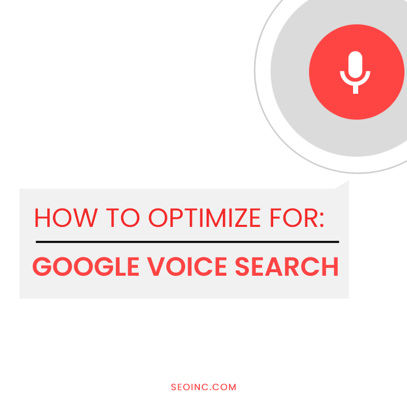 How to Optimize for Google Voice Search